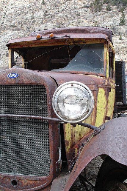Ford Truck Trucks Vintage Trucks Cars Trucks