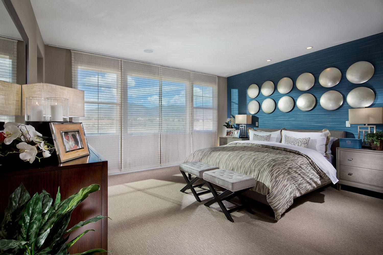 Las Vegas New Homes for Sale | Master bedroom interior ...