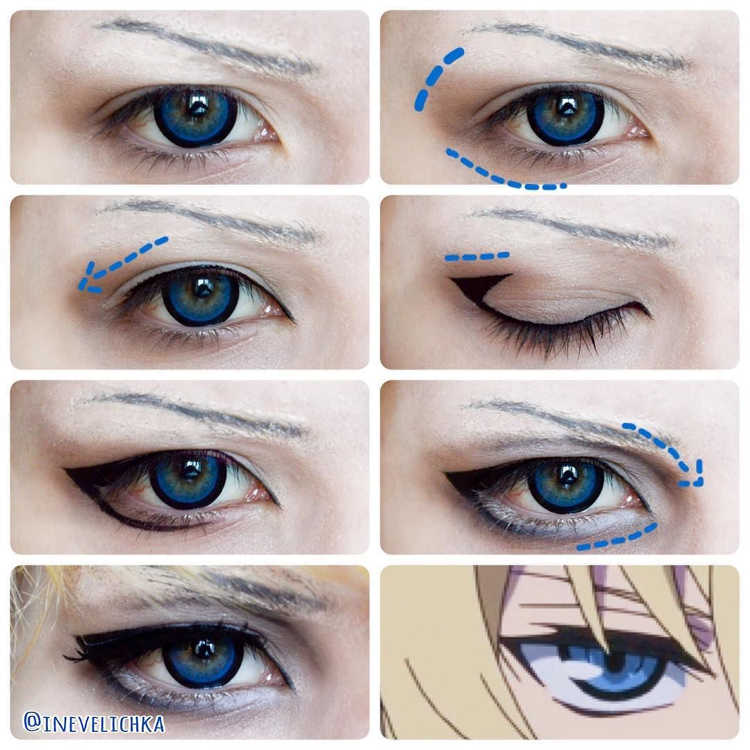 How to choose the right foundation for you mikaela hyakuya anime makeup tutorial baditri Choice Image