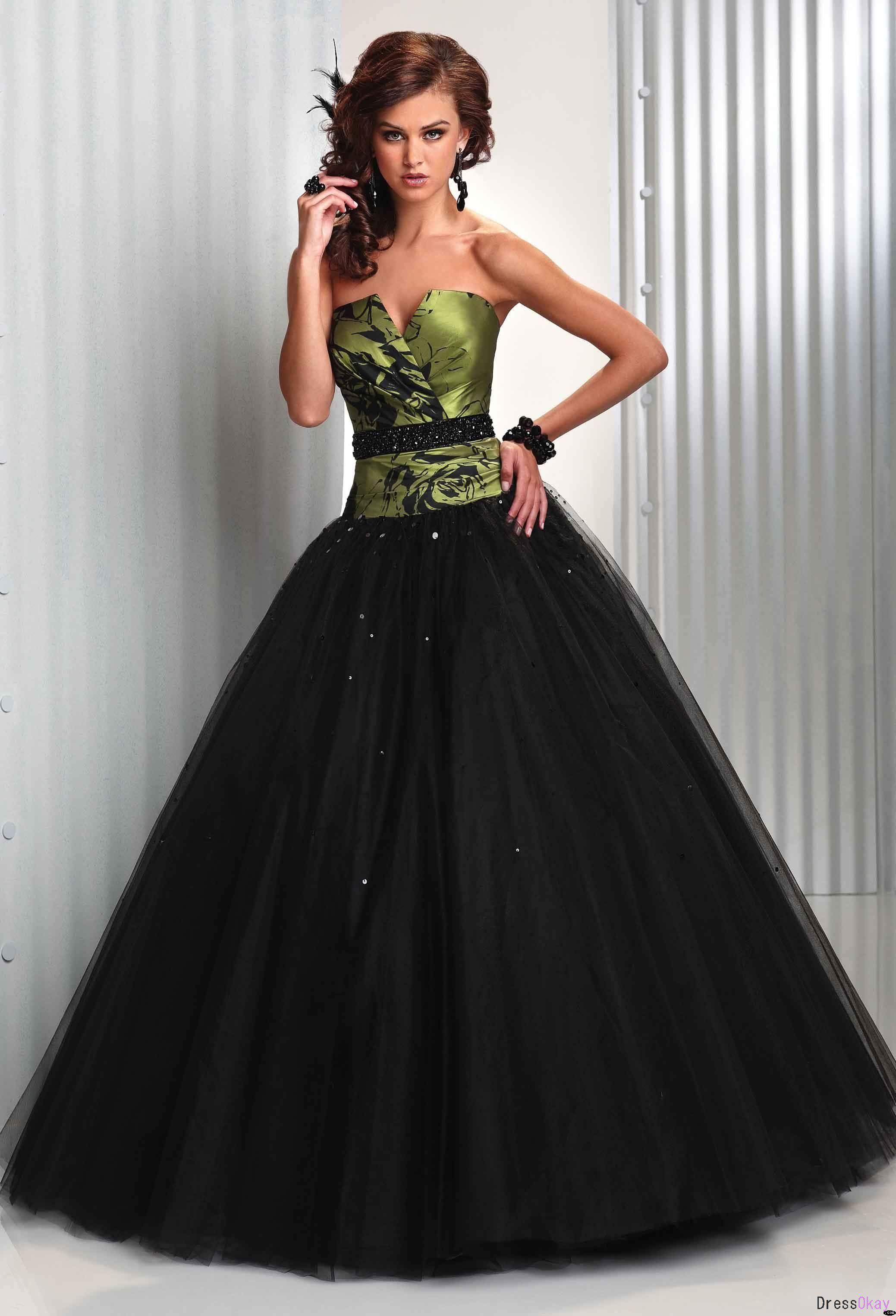 Create an Account :  Grüne hochzeitskleider, Kleider mode