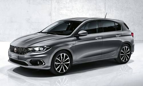 Fiat Tipo Back To Basics Design Interni Auto