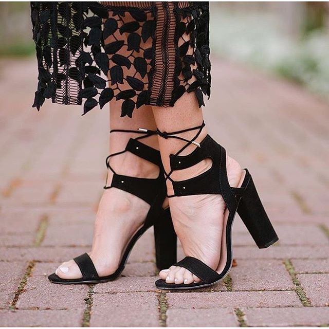 Dswshoelovers: These Stunners Will Take You Through All Those Long Summer  Nights. #regram