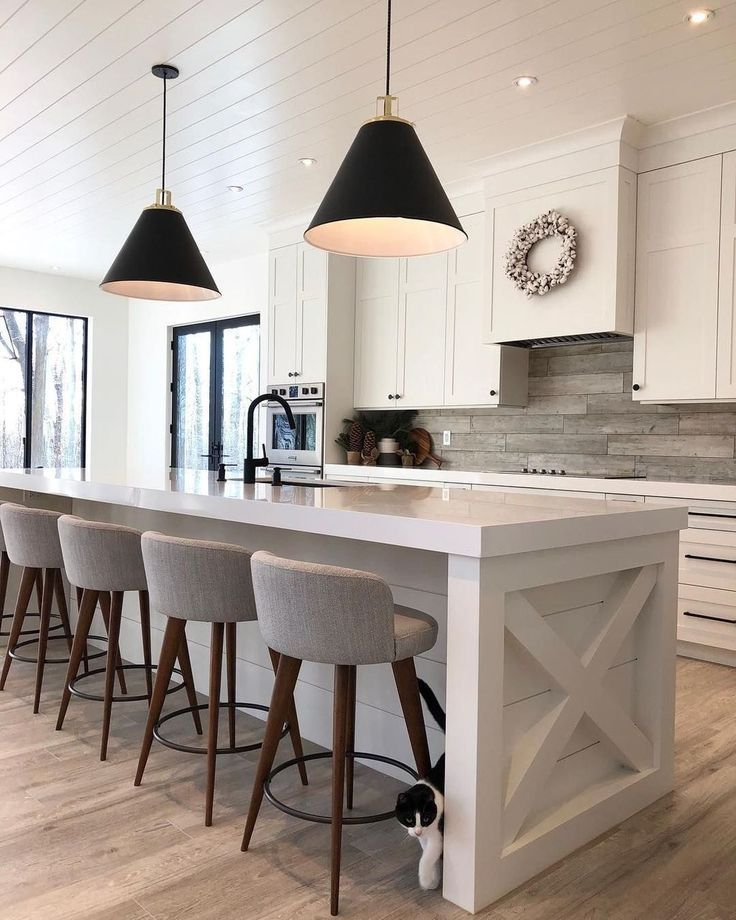 20 stunning kitchen island ideas with seating home