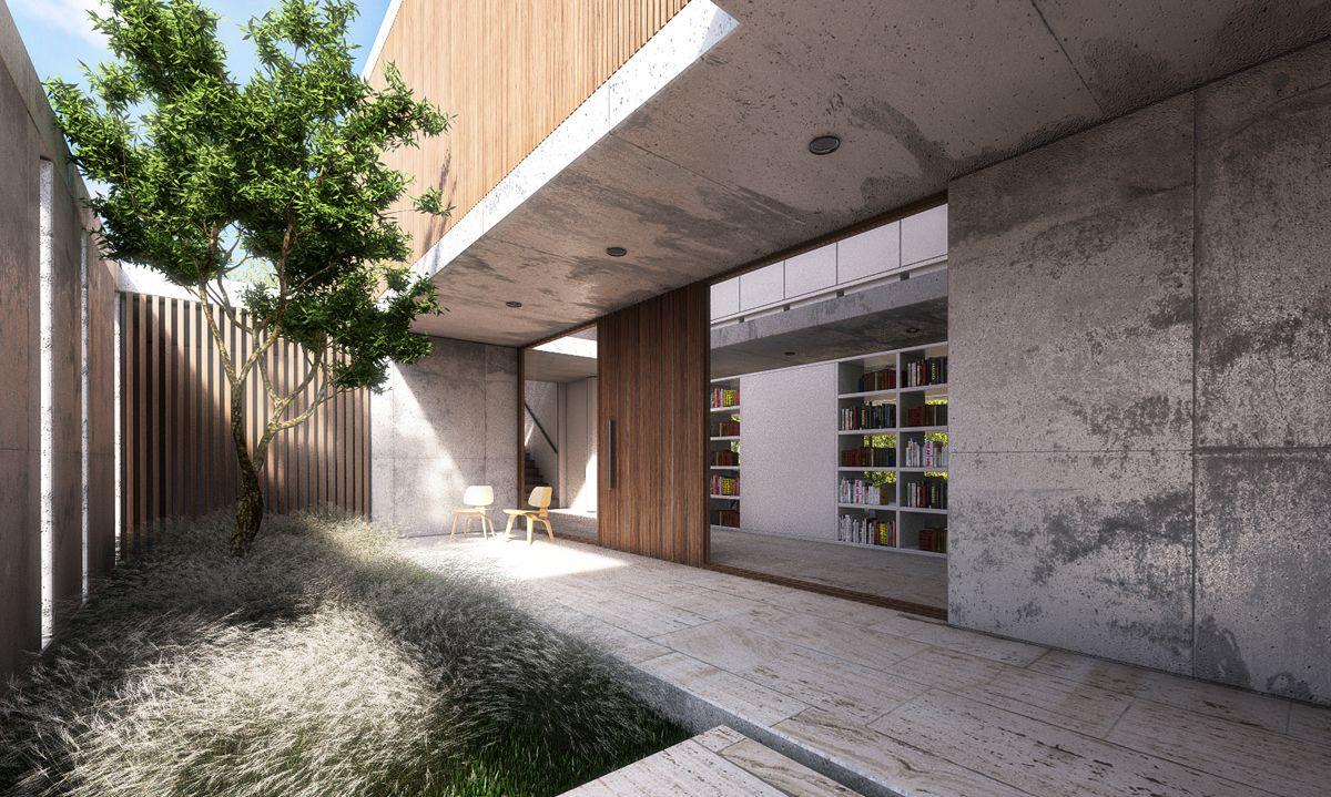 Proyecto direcci n y construcci n de casas edificios for Proyectos minimalistas