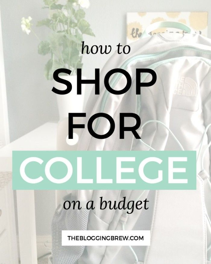 The Ultimate College Shopping List  Shopping Lists College And Dorm