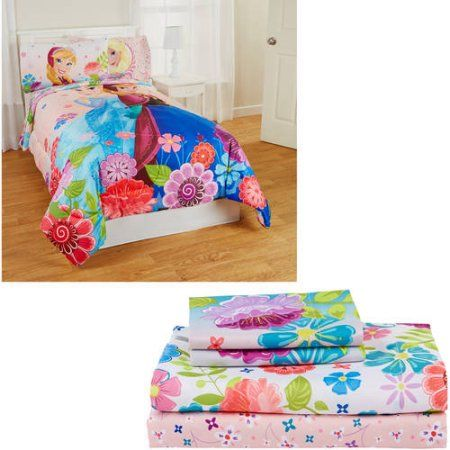 Your Choice Kids Bedding Comforter With Sheet Set Included
