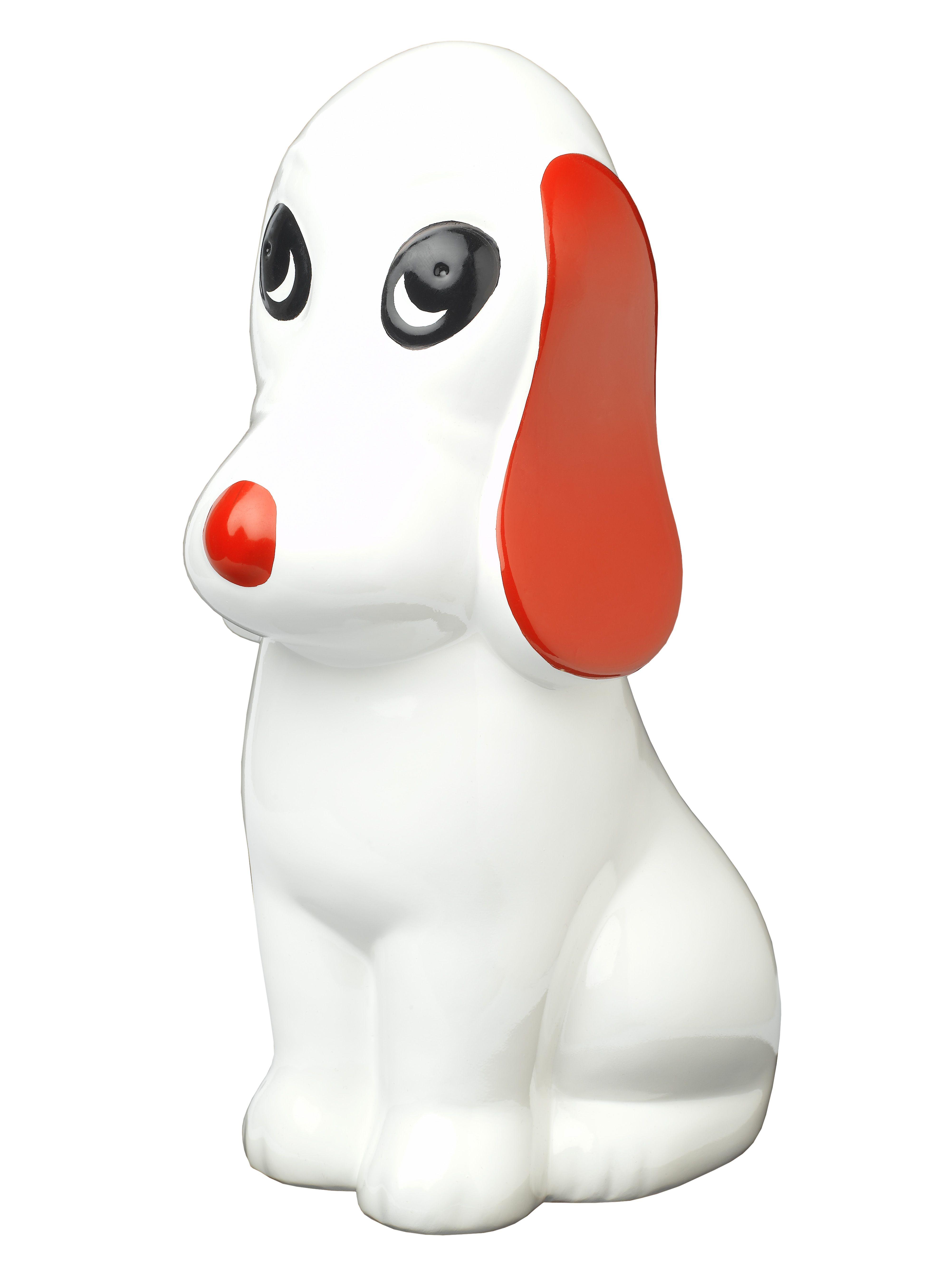 Lindo Algodón Hecho a Mano Bolsa De Regalo De Navidad Cachorro 9 pulgadas de alto sin las manijas.
