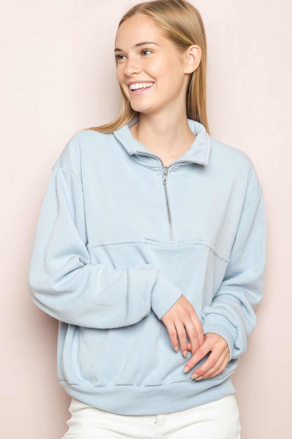 Isabella Sweatshirt Pullovers Sweaters Clothing