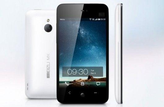 Meizu MX - Android quad-core, RAM 2 GB... Why the qHD resolution?