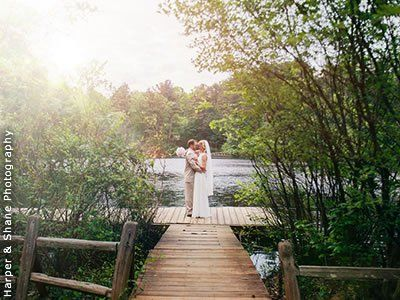 Chattahoochee Nature Center Roswell Georgia Wedding Venues 1