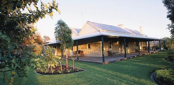 Angorichina station homestead outback encounter - Country home designs south australia ...