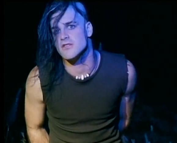 Michael Graves from the Misfits he's a cutie too | Michale graves, Misfits, Michale  graves misfits