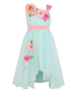 4e9b113f7b8 Flower girls Theodora Dress