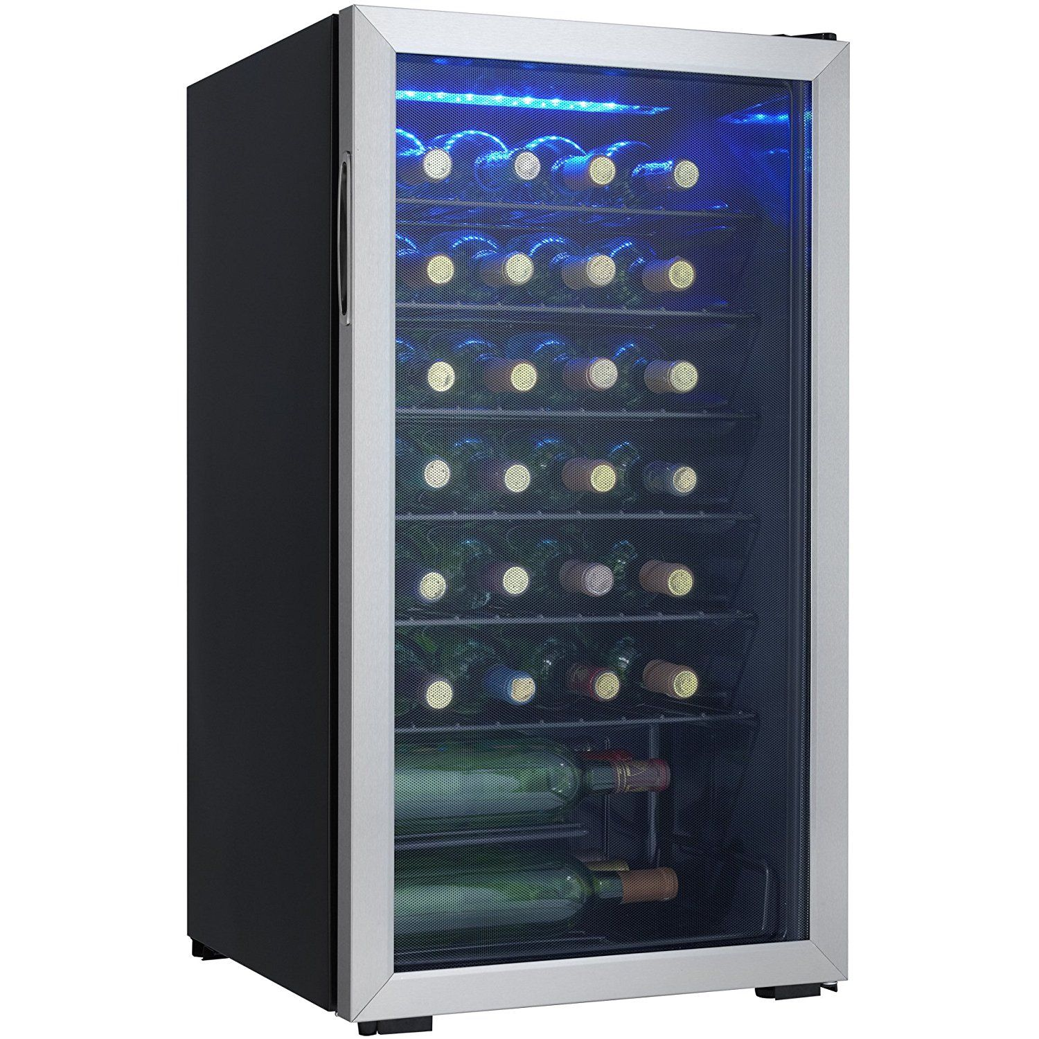 Danby 36 Bottle Freestanding Wine Cooler  Details Can Be