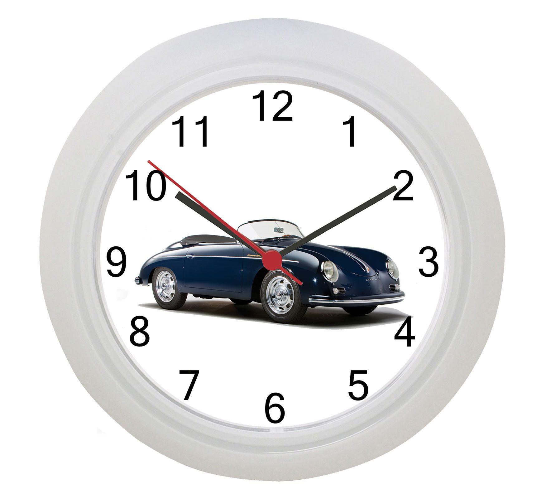 1958 Porsche Clock Wall Clock Bmw Wall Clock