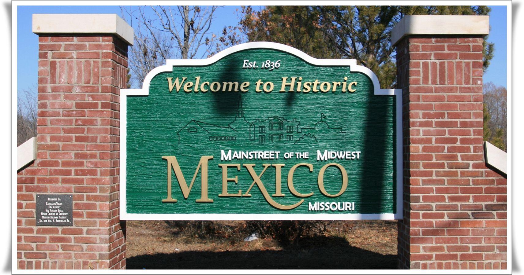 Mexico, Mo | Mexico, Small towns, Missouri
