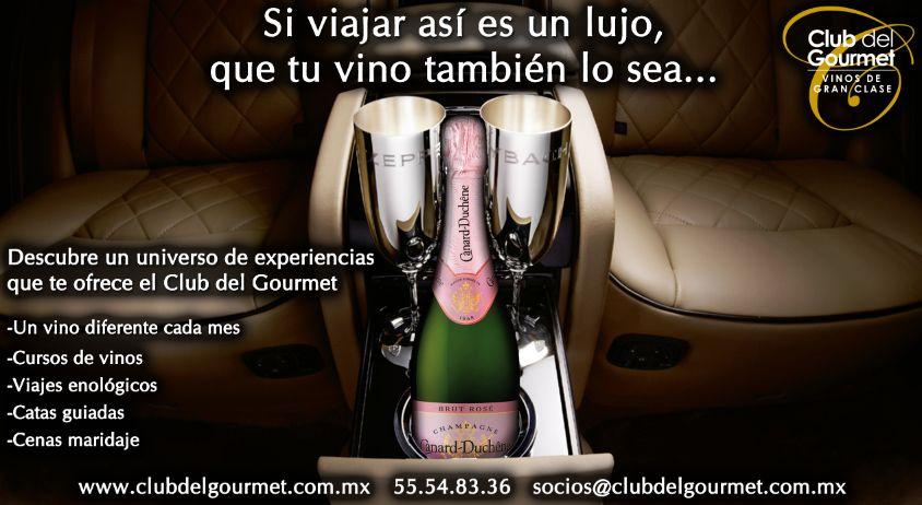Si te gusta el vino, tienes que ser parte de nuestro club!!!