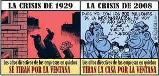 Hay de crisis a crisis...