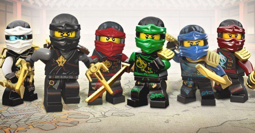 Ninjago 2016 skybound ninja team lego ninjas - Lego ninjago team ...