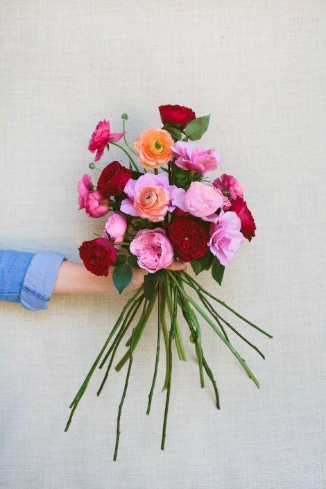 Ramo Rosas Rojas Rosas
