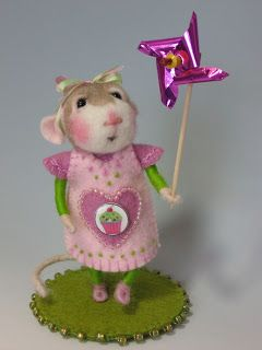 Needle Felting / Needle Felted Creations By Barby Anderson, fair in town!