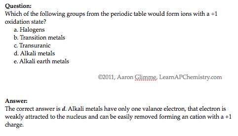 Periodic Table Ap Chemistry Pinterest Periodic Table Ap