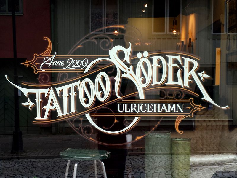 Tattoo S 246 Der Window Window Tattoo And Typography