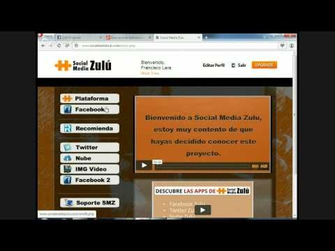 Descubre las Aplicaciones de Social Media Zulu - SMZ - YouTube
