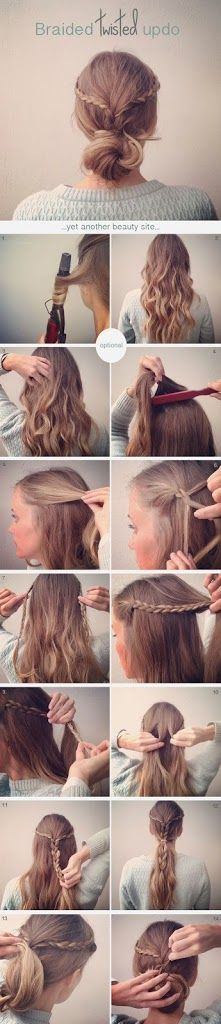 Evening Hair Style Model – 11 Evening Hair Style Ideas #eveninghair