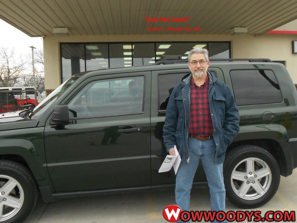 Curtis Schad From Kansas City Missouri Purchased This 2010 Jeep