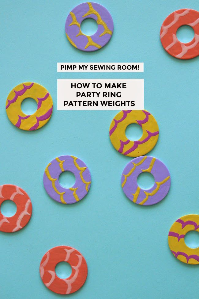 Pattern Weights Fun With Images Sewing Pattern Pieces Pattern