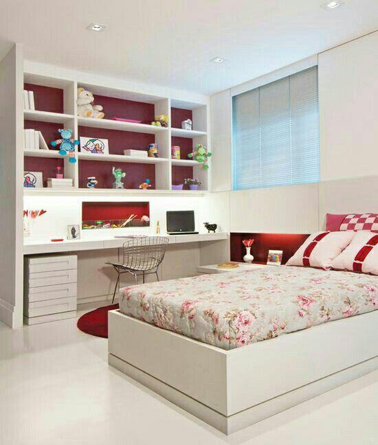 Quarto decor organiza ao ideias casa decor ideias criativas pinterest for Mobilier decoration maison