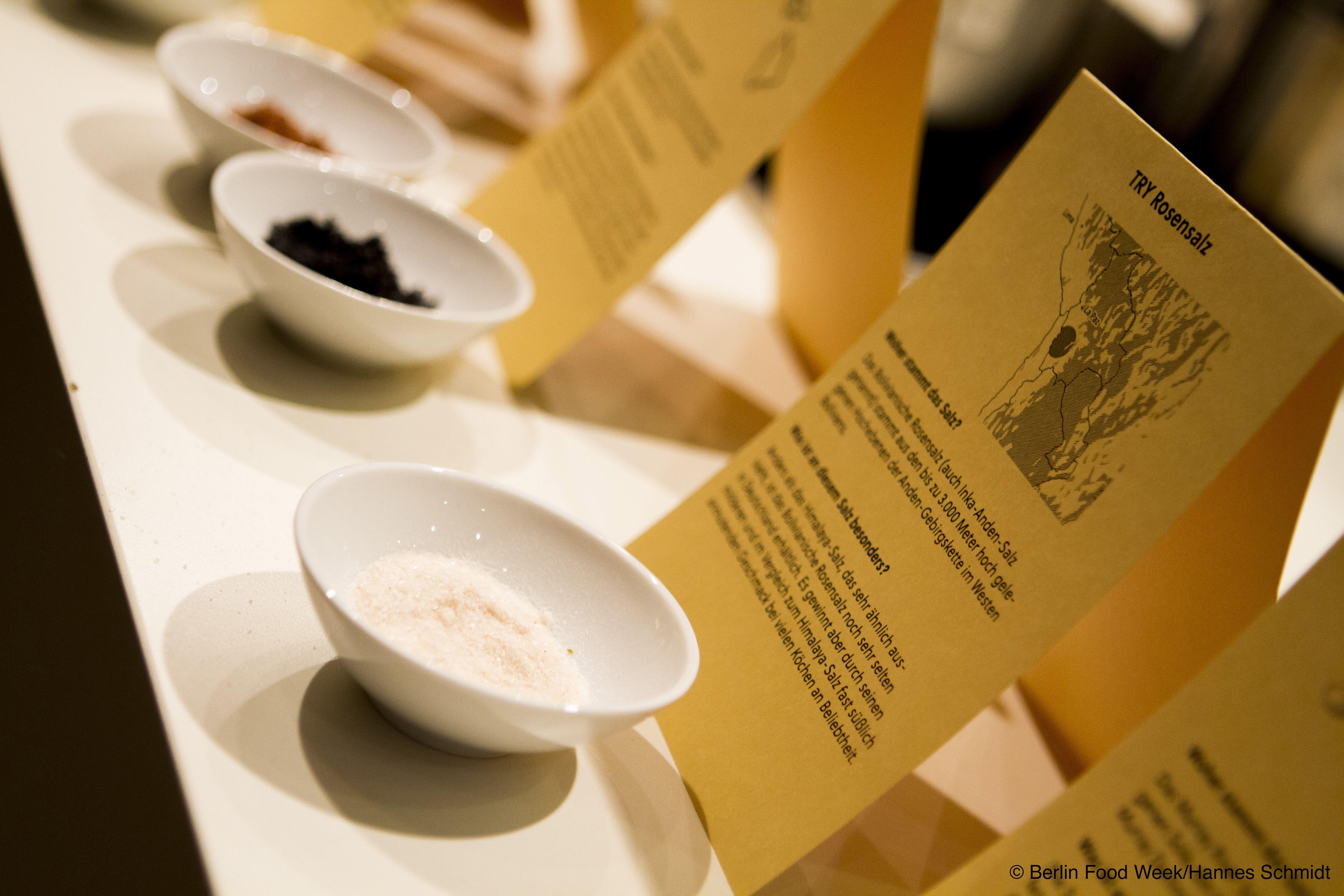 In der #Miele Gallery fand im Rahmen der diesjährigen #Berlin Food ...