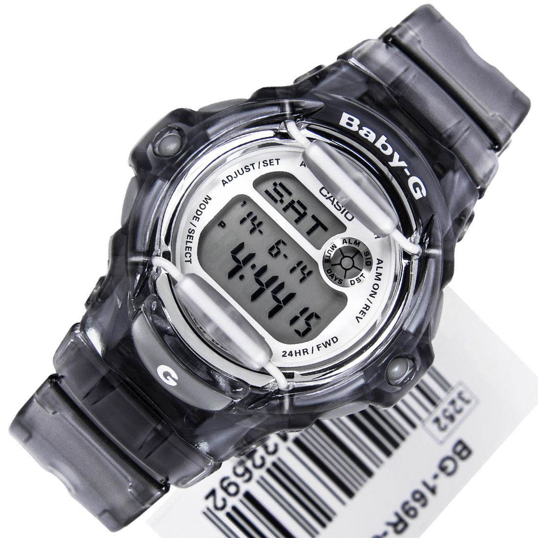 Casio Baby G Bg 169r 8dr Ladies Digital Sports Watch With Images