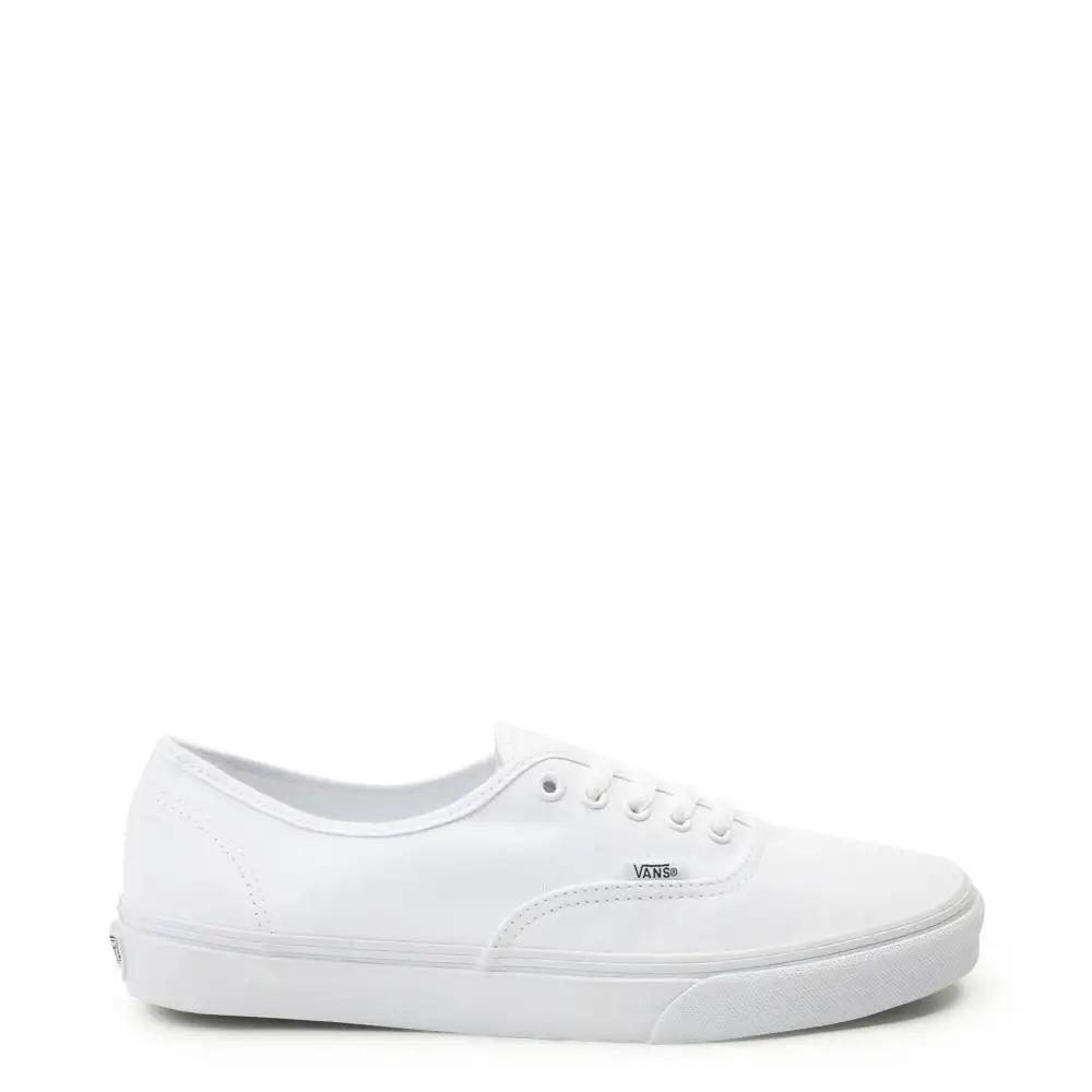 Vans Authentic Skate Shoe - True White | Skate shoes ...
