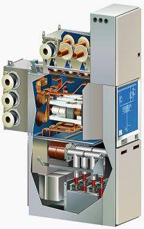 Fig 1 Gas Insulated Switchgear Gha 40 5kv 2500a 40ka