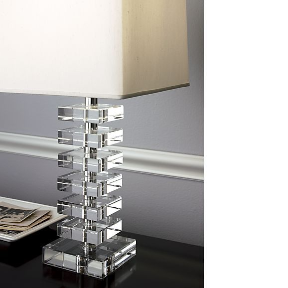 Marlene Table Lamp In Table, Desk Lamps | Crate And Barrel