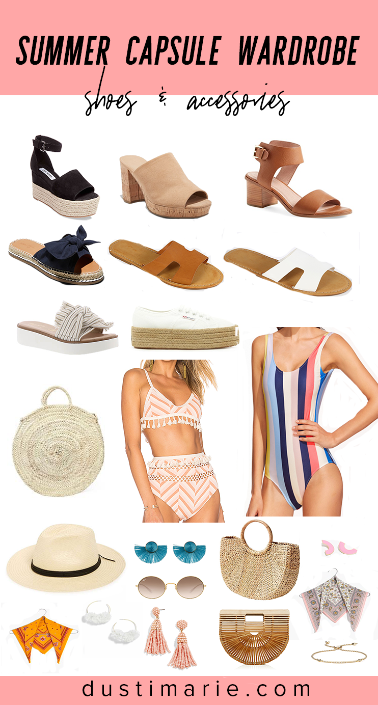56d3af571242 Summer Capsule Wardrobe — Dusti Marie