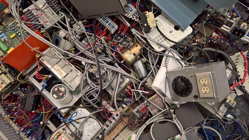 סוגי פסולת אלקטרונית הניתנים למיחזור בחברת שורו מיחזור