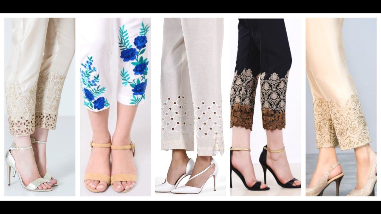 Stylish khaadi designer Trousers for women in 2017-18 | Sewing ...