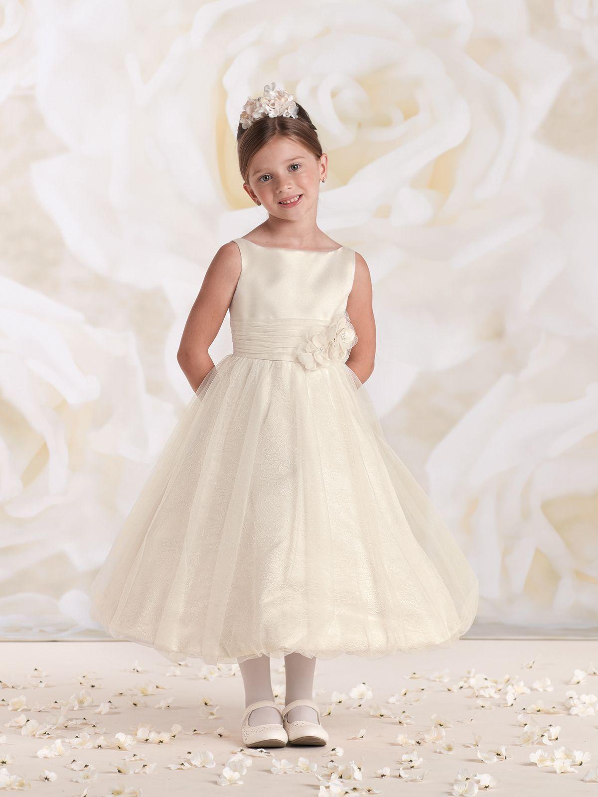 ed5d672dbeec4 Joan Calabrese Flower Girl Dresses