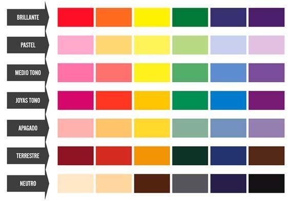 Image Result For Que Colores Combinan Con El Rojo Tips Symbol - Colores-que-combinan-con-rojo