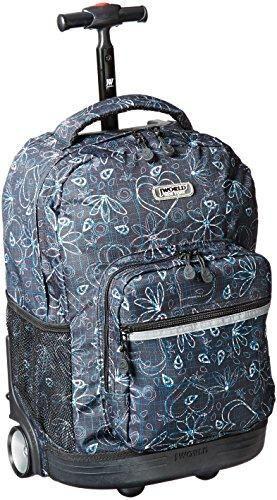 J World New York Sunrise Rolling Backpack | Products | Pinterest ...