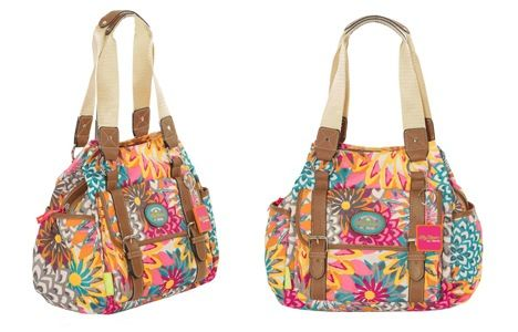 Lily Bloom 100 Recycled Designer Handbags Including Delivery