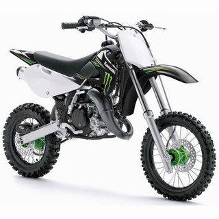 Monster 125cc Dirt Bike Sepeda Motor Sepeda Motor