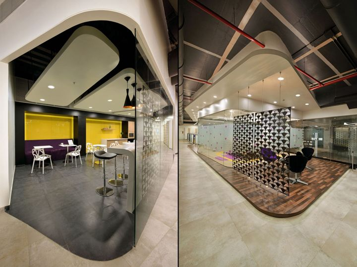 Unnamed Company Offices By Kaleido Architecture Mumbai India Retail Design Blog