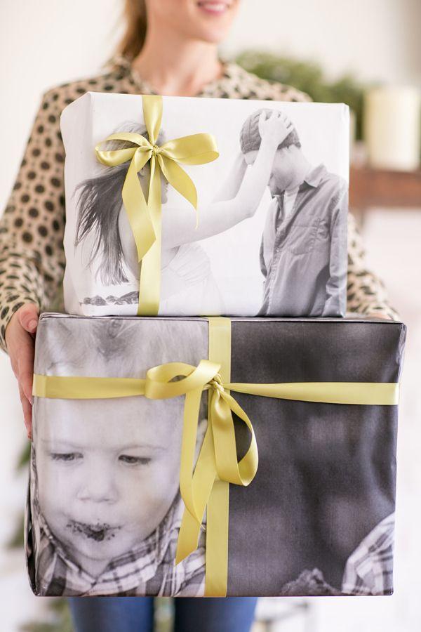 die besten 25 personalisiertes geschenkpapier ideen auf pinterest die besten weihnachten. Black Bedroom Furniture Sets. Home Design Ideas