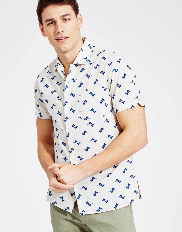 a3ba8cf10cf9 Cool Short Sleeve Shirts from Bonobos | Men's Shirts | Shirts, Casual shirts  for men, Casual shirts