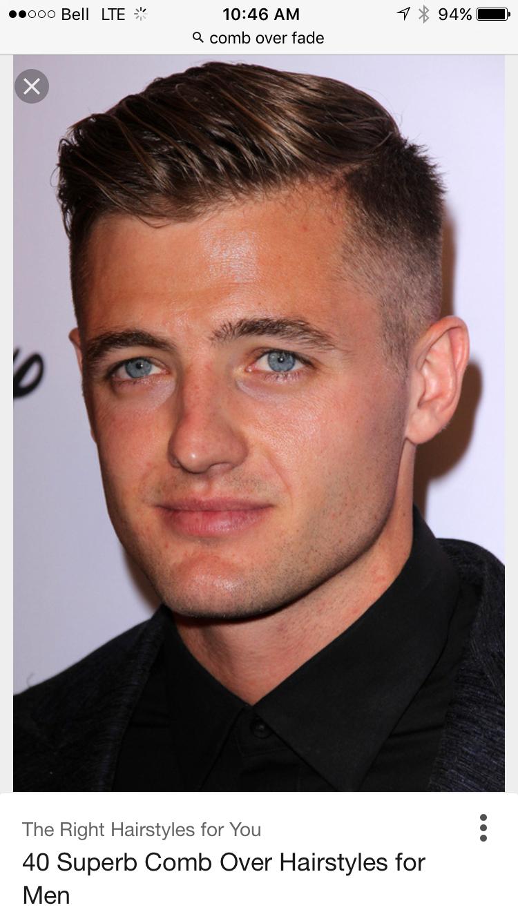 Haarschnitte sehen reife Männer aus