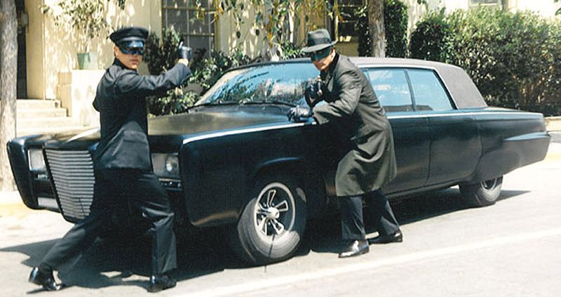The Green Hornet Kato 1966 Imperial The Black Beauty Tv Cars